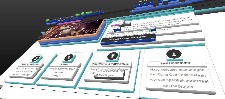 Firefox 3D-view